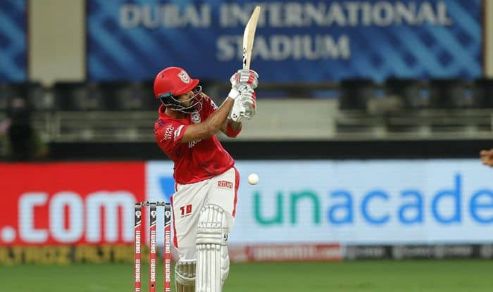KL Rahul on his way to the highest score by an Indian in IPL || Image Source: BCCI