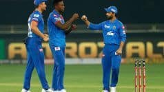 IPL 2020 Report: Rabada, Stoinis Star as Delhi Capitals Trump Kings XI Punjab in Super Over Thriller
