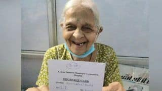 106-year-old Woman Wins Battle Against COVID-19 in Maharashtra