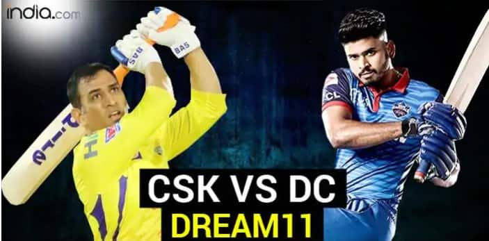 CSK vs DC Dream11 Team Hints And Predictions, Captain And Vice-Captain