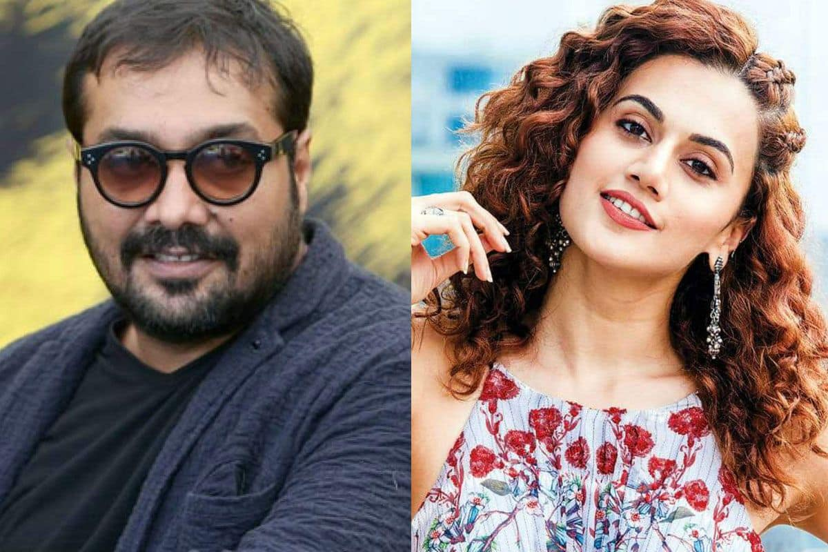 Income Tax Department Conducts Searches at Anurag Kashyap, Taapsee Pannu's Mumbai Residence