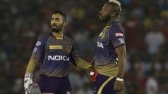 Dinesh Karthik's Captaincy in Focus As Knight Riders Take on Sunrisers