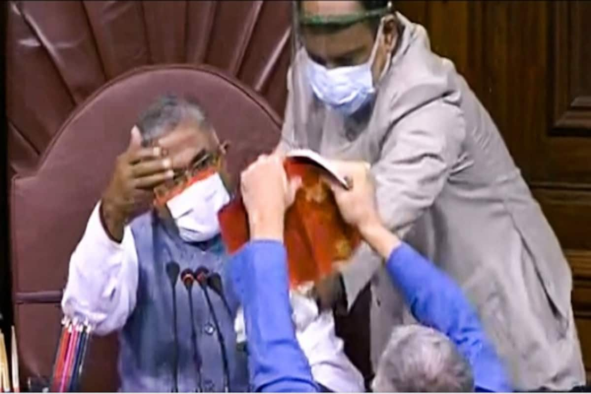 Haven't Been Able to Sleep': RS Dy Chairman Harivansh Sits on 24-Hour Long  Fast Over 'Unruly' Behaviour by Opposition MPs | India.com