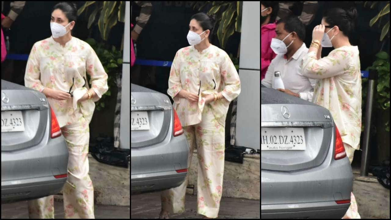 Kareena Kapoor Khan off to delhi Kareena Kapoor Khan off to delhi (Photo credit- DNA)