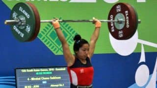 SAI Sanctions Rs 40 Lakh For Mirabai Chanu's Two-Month Training Programme in USA