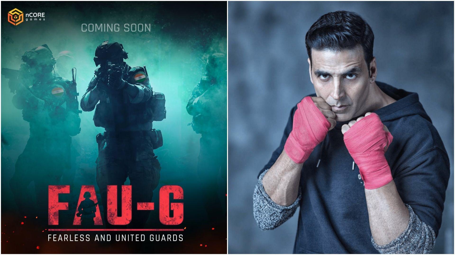FAU-G Game to Replace PUBG: Netizens Laud Akshay Kumar, Call Him