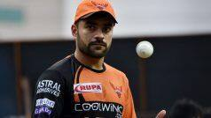 IPL: Rashid Khan Working on New Delivery But May Not Use During The Season