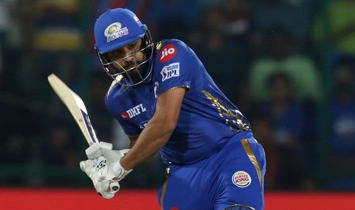 Rohit 4th to 200 IPL Sixes
