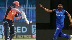 HIGHLIGHTS, SRH vs DC: राशिद की फिरकी से जीता हैदराबाद, प्लेऑफ की उम्मीदें बरकरार