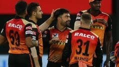 IPL 2020 Points Table: SRH Keep Playoff Hopes Alive; Rahul, Rabada Retain Orange, Purple Cap Respectively