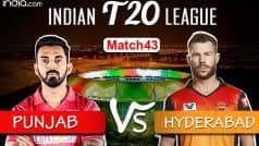 HIGHLIGHTS | IPL 2020, Match 43: Arshdeep, Jordan Star as Punjab Beat Hyderabad by 12 Runs