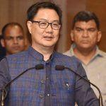 Judo is a Priority Sport For India: Sports Minister Kiren Rijiju