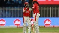 IPL 2020 Report:  Mandeep, Gayle Propel Punjab to Top-4 in Points Table, Beat Kolkata by 8 Wickets