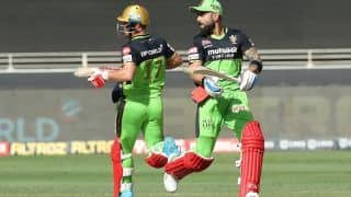 IPL 2020 Points Table Latest Update After RR vs MI, Match 45: Rajasthan Royals Beat Mumbai Indians to Keep Playoff Hopes Alive, CSK Eliminated; Virat Kohli Zooms to 3rd Spot in Orange Cap Tally