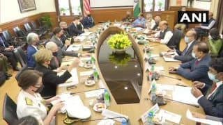 India-US 2+2 Dialogue: Rajnath Singh, Mark Esper Hold Defence Minister-Level Talks