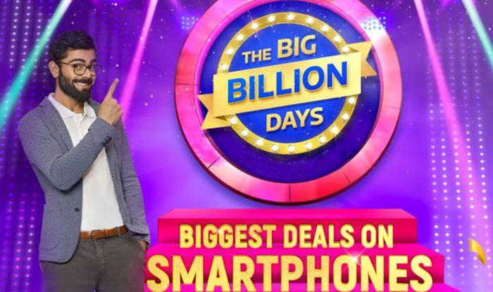 Flipkart Big Billion Days Sale LIVE UPDATES: Best deals on Flipkart today