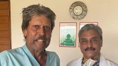 Kapil Dev Discharged From Hospital Two Days After Undergoing Angioplasty