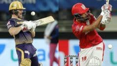 Confident KXIP Look to Sustain Momentum Against Rejuvenated KKR