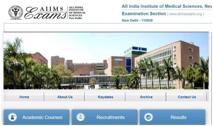 AIIMS New Delhi Recruitment 2020: Notification Out for Jr. Medical Officer & Other Posts