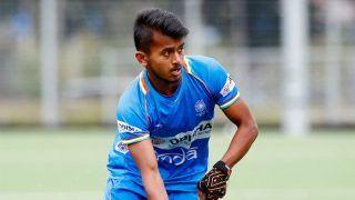 Just The Beginning of my Career, Need to Improve on Many Aspects: India Hockey Midfielder Vivek Prasad