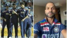 'Nostalgic' | Fans REACT as Dhawan Flaunts New Jersey