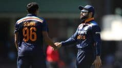 1st ODI: Kohli And Co Fined 20 Per Cent Match Fee For Slow-Over Rate