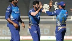 IPL 2020 Points Table: Hyderabad Beat Bangalore to Jump to No. 4 Position; Bumrah Dethrones Rabada to Take Top Spot in Purple Cap Tally