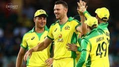 1st ODI Report: Smith, Finch And Bowlers Star as Australia Beat India to Take 1-0 Lead