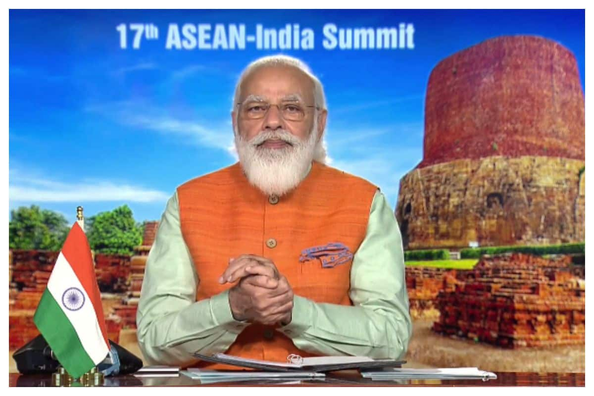 www.india.com: Enhancing Connectivity On All Fronts Between India And ASEAN Is Our Major Priority: PM Modi at 17th ASEAN-India Summit