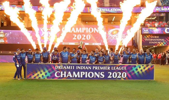 Rohit Powers MI to Record-Extending 5th Title