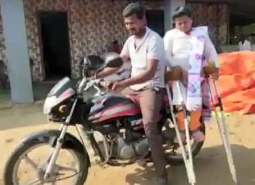 Defying Odds, 34-Year-Old Differently-Abled Woman Becomes Sarpanch of 2 Maharashtra Villages