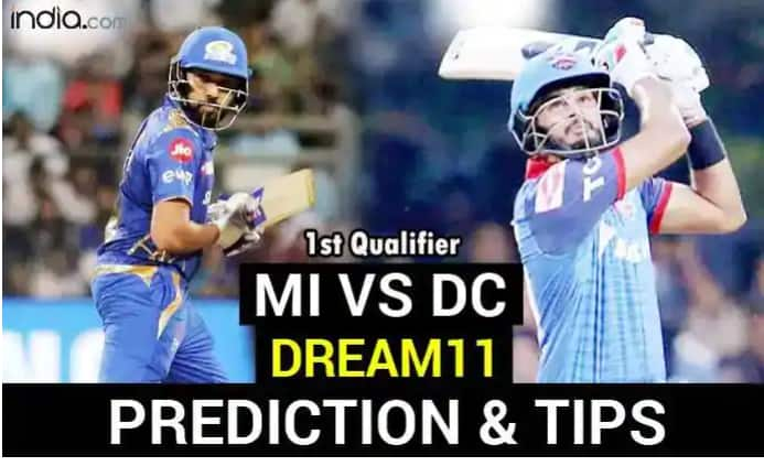 MI vs DC Dream11 Team Hints And Tips For 1st Qualifier IPL 2020