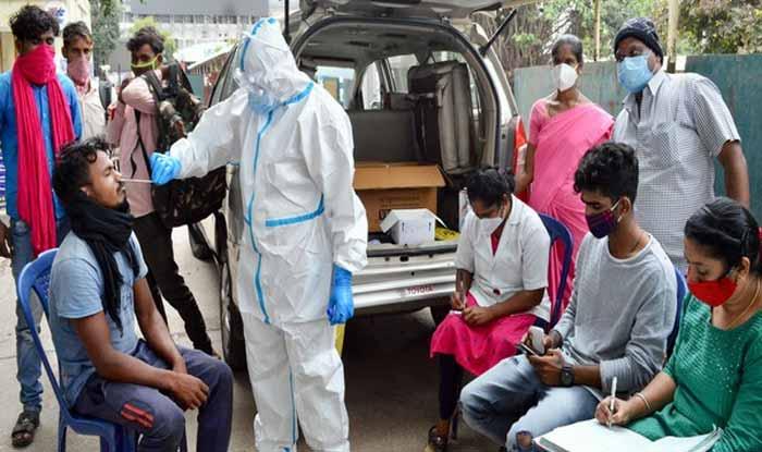 Random COVID-19 Testing For Delhiites in Gurugram, Faridabad   Deets Inside