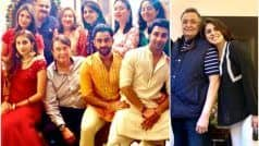 'Miss You Kapoor Sahab': Neetu Kapoor Misses Late Rishi Kapoor on Karwa Chauth While Sharing Family Pic