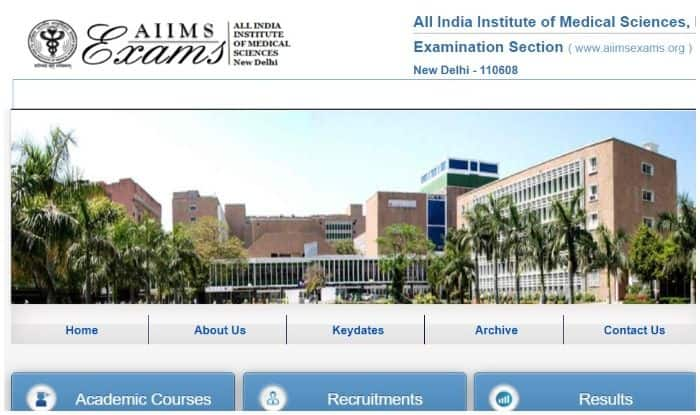 AIIMS Postpones Entrance Exams 2021 for BSc (H) Nursing and MSc Courses | Details Here