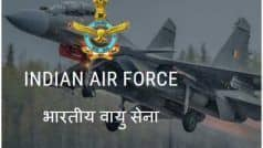 Indian Air Force Recruitment 2021: Vacancies Notified at indianairforce.nic.in, Apply For 1,524 Group C Civilian Posts