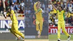 India vs Australia: From Glenn Maxwell to Mitchell Starc, Five Aussie Players to Watch Out For During ODI Series