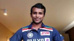 India vs Australia 2020: T Natarajan Flaunts Team India's Retro Jersey