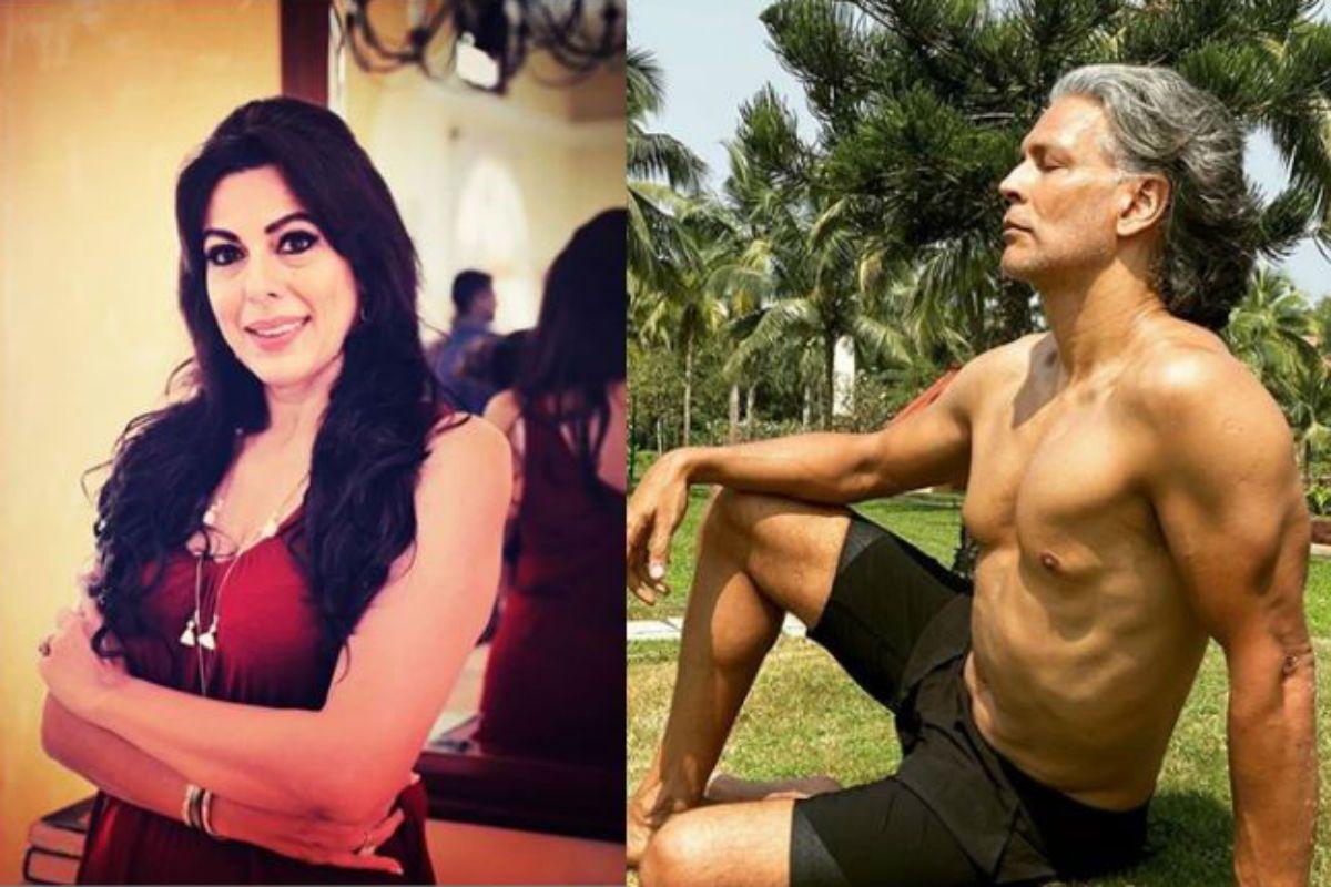 Pooja Bedi Supports Milind Soman on Nude Beach Photo - DD