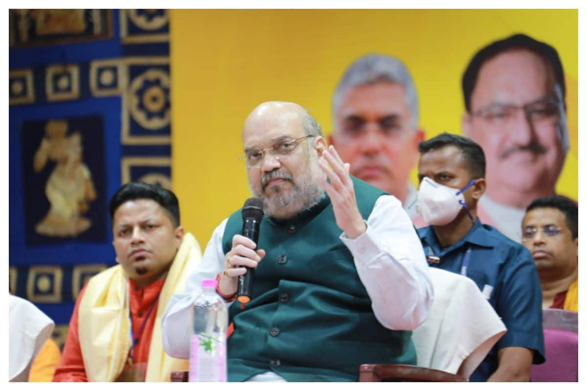 Amit Shah in West Bengal LIVE News And Updates: Ahead of Home Minister