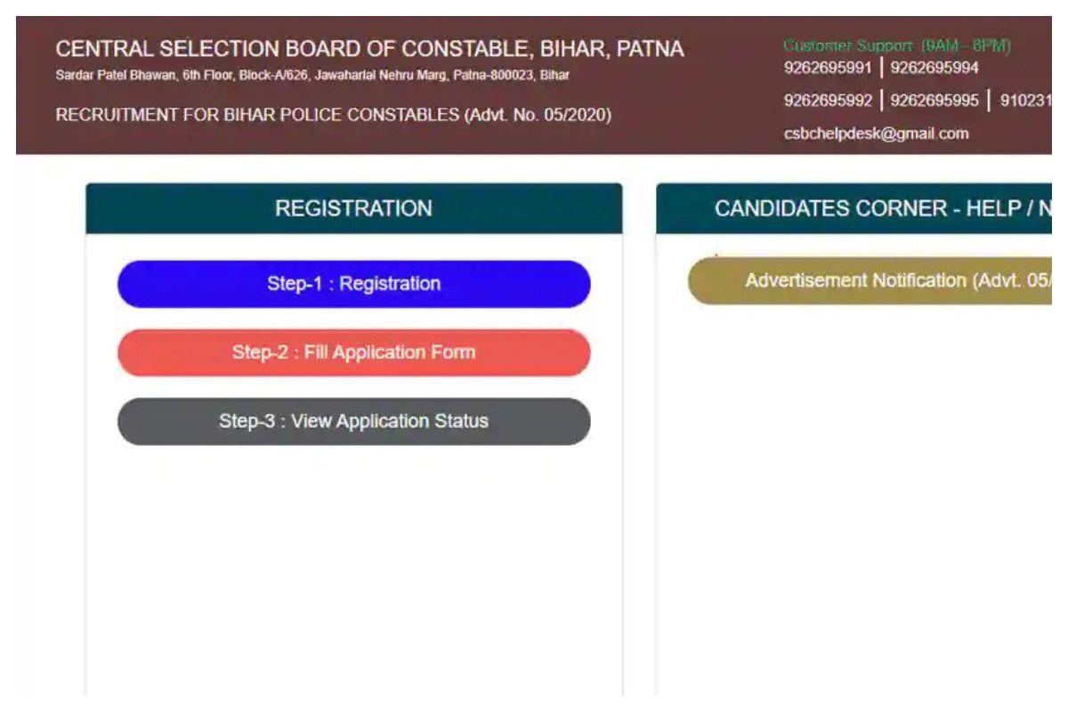 CSBC Bihar Constable Recruitment 2020: Registration To Fill 8415 Vacancies Ends Today at csbc.bih.nic.in, Details Here