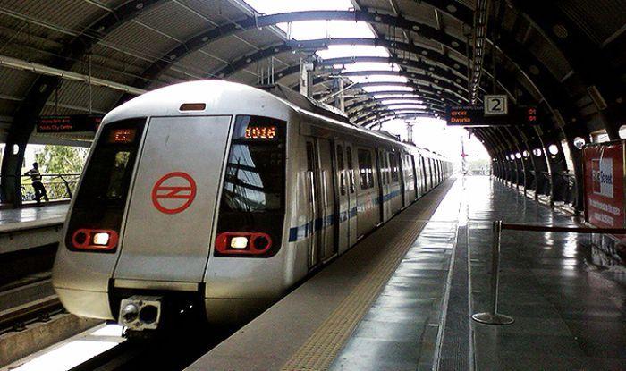 PM to Flag Off First Driverless Train Tomorrow on Delhi Metro's Magenta Line