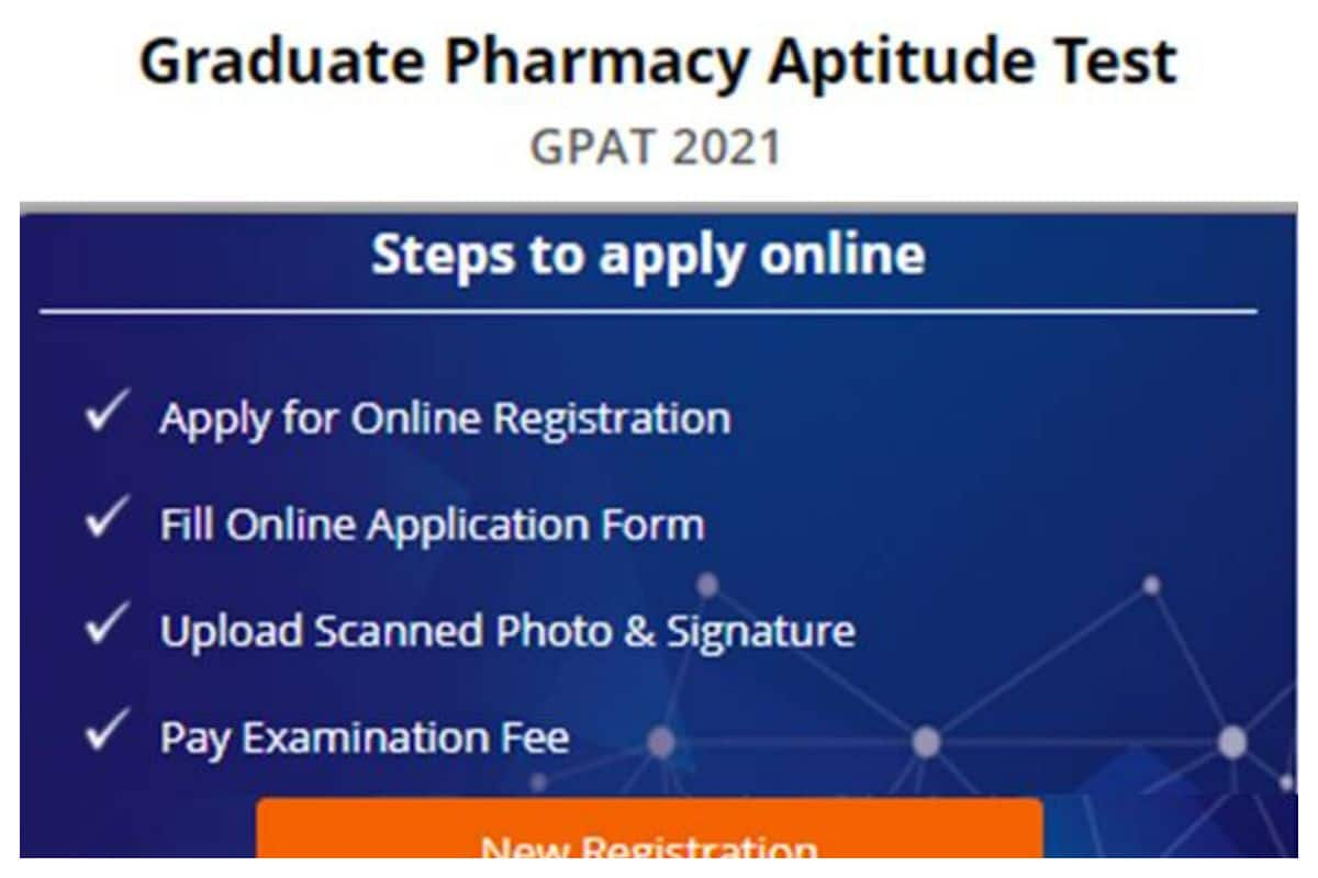 GPAT 2021 Registrations Begin At gpat.nta.nic.in, Check Other Important Details Here