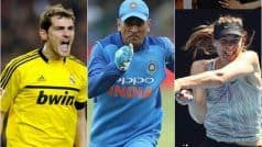 Year Ender 2020 News: From MS Dhoni's 1929 Bomb to Maria Sharapova's Heartfelt Goodbye Speech – Top-10 Sporting Retirements in 2020