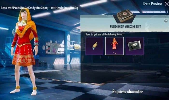 PUBG Mobile India welcome g
