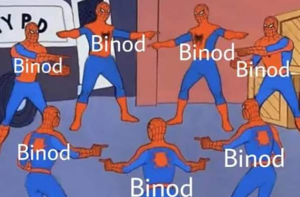 Remember Binod? The Viral Trend is Now 2020