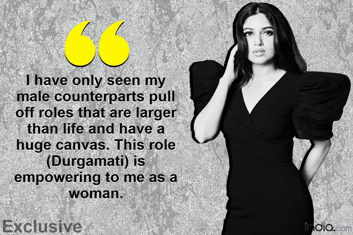 Bhumi Pednekar: I am a Hero in This Male-Dominated Industry | Exclusive Interview