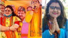 सुजाता मोंडल खान ने BJP सांसद पति को बिना बताए छोड़ी पार्टी, भाजपा सांसद ने भेजा तलाक का नोटिस