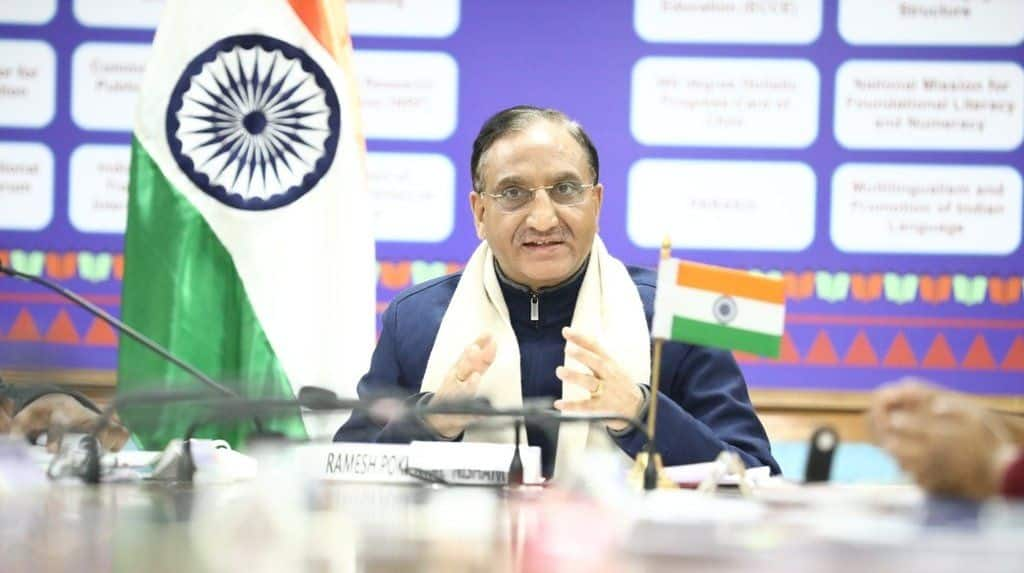 JEE Main 2021: Considering to Increase Number of Attempts of Exam, says Education Minister Ramesh Pokhriyal Nishank