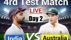 LIVE | 4th Test, Day 2 Brisbane: India Eye Early Wickets